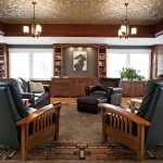 Here's a photographic profile of custom cabinetry done by Master's Touch in Moscow, Idaho.