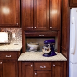 Here's a photographic profile of a kitchen remodel done by Master's Touch in Moscow, Idaho.