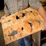 Natural Wood Shapes