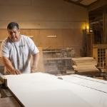 Wood shop Milling Process